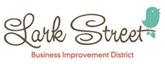 Lark Street (BID) Business Improvement District Albany, NY Mobile Retina Logo